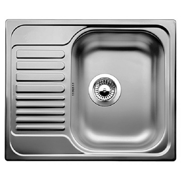 BLANCO TIPO 45 S Mini rozsdamentes acél mosogatótálca, szövetmintás