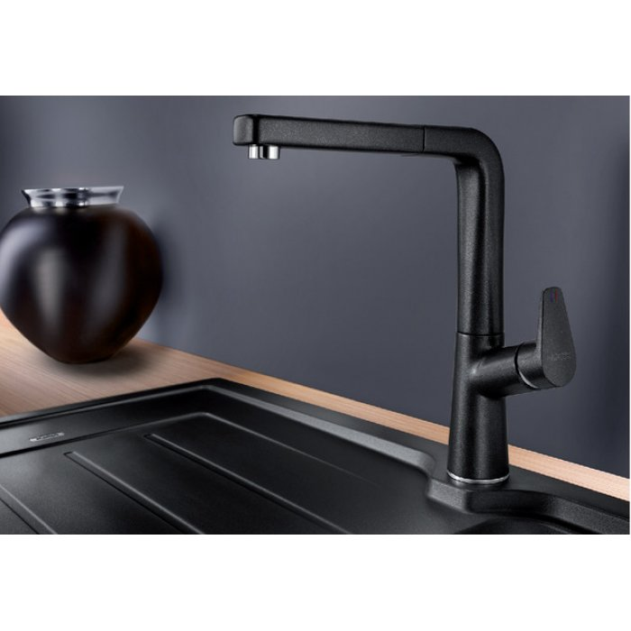 BLANCO AVONA-S HD SILGRANIT zuhanyfejes csaptelep 10 féle színben