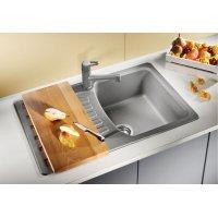 BLANCO NOVA 45S silgranit mosogatótálca 6 féle színben