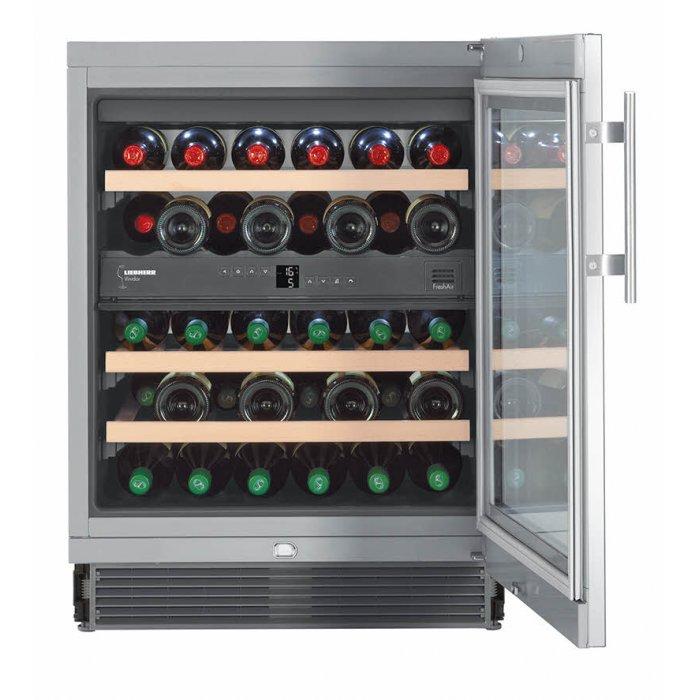 Liebherr UWTes 1672 34 palackos bortemperáló (UWTes1672)