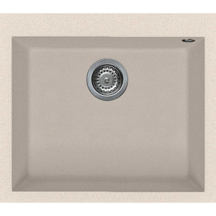 Elleci QUADRA 105 granitek mosogatótálca G51 avena színben