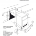 AEG ABB 682F1 NF pult alá építhető NoFrost fagyasztószekrény (ABB682F1NF)