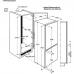 AEG SCE 81826 TS alulfagyasztós kombinált NoFrost hűtő (SCE81826TS)