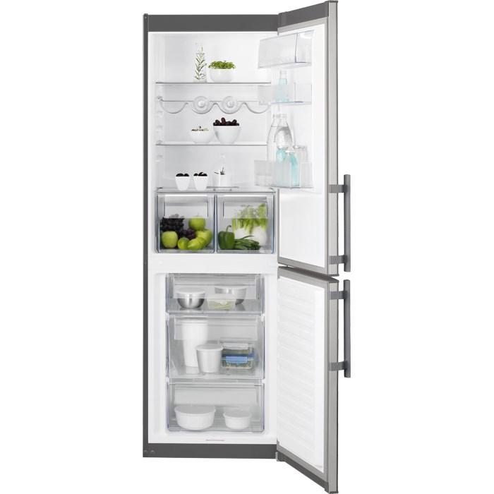 Electrolux EN 3601 MOX alulfagyasztós szabadonálló hűtő (EN3601MOX)