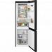Electrolux LNT7ME32M1 matt fekete alulfagyasztós szabadonálló NoForst hűtő, 185cm