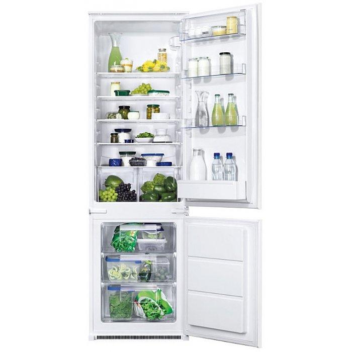 Zanussi ZBB 28441 SA alulfagyasztós beépíthető hűtő (ZBB28441SA)