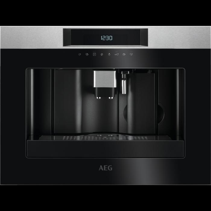 AEG KKK 884500 M beépíthető kompakt kávéfőző (KKK884500M)