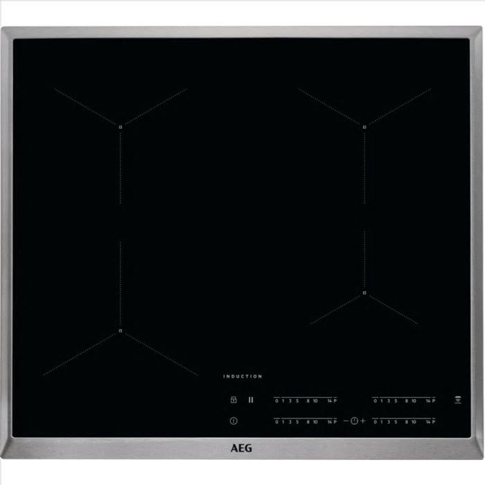 AEG IKB 64431 XB indukciós fémkeretes főzőlap (IKB64431XB)