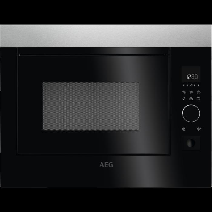 AEG MBE 2658 DEM beépíthető mikró, érintőgombok, kedvencek funkció, grill funkció (MBE2658DEM)