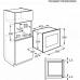 Electrolux LMS 4253 TMW fehér színű beépíthető mikró grillel, 25 L-es (LMS4253TMW)