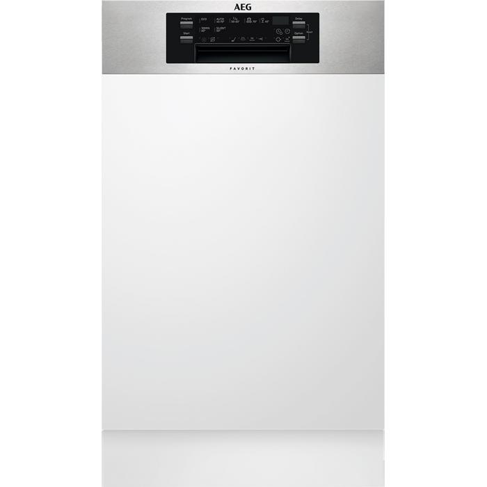AEG FEE 63400 PM kezelőpaneles beépíthető mosogatógép (FEE63400PM)