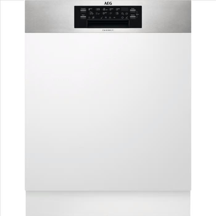 AEG FEE 83716 PM kezelőpaneles beépíthető mosogatógép, 15 teríték, AirDry, 10 program, A+++ (FEE83716PM)