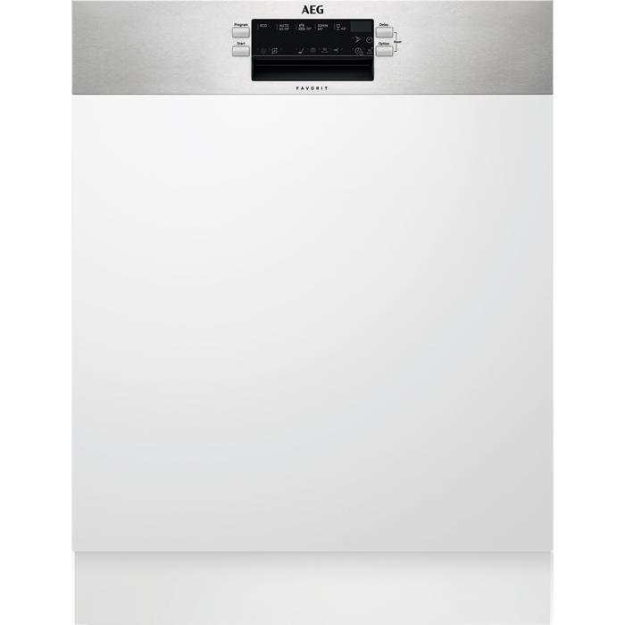 AEG FEE 53600 ZM részlegesen beépíthető mosogatógép (FEE53600ZM)