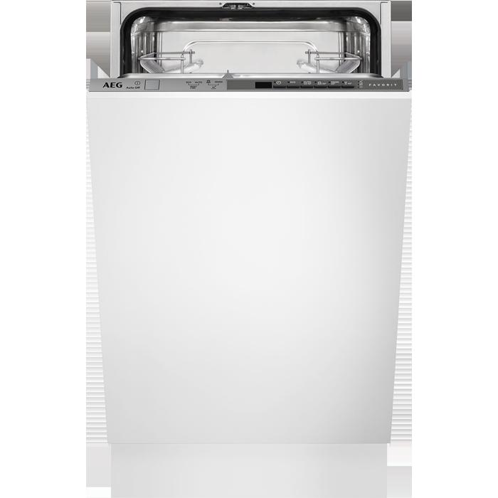 AEG FSB 51400 Z teljesen beépíthető mosogatógép (FSB51400Z)