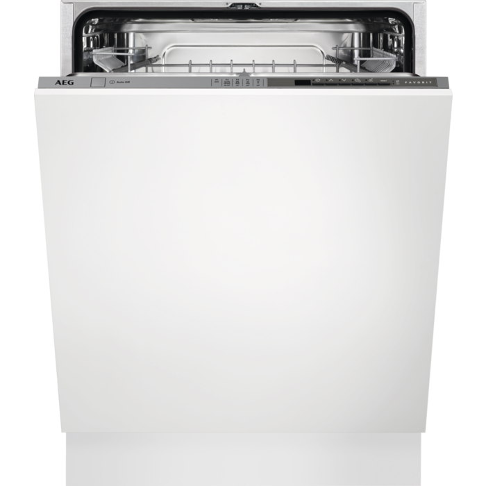 Kifutott AEG FSE53630Z teljesen beépíthető mosogatógép (FSE53630Z)