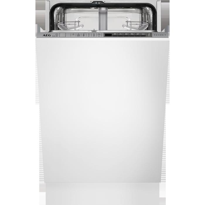 AEG FSE 62400 P teljesen beépíthető mosogatógép (FSE62400P)