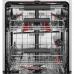 AEG FSE 63637 P teljesen beépíthető mosogatógép, QuickSelect kezelőpanel, AirDry, 13 teríték, LED kijelző (FSE63637P)