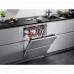 AEG FSE 73517 P teljesen beépíthető mosogatógép, QuickSelect kezelőpanel, AirDry, 10 teríték, LED kijelző (FSE73517P)