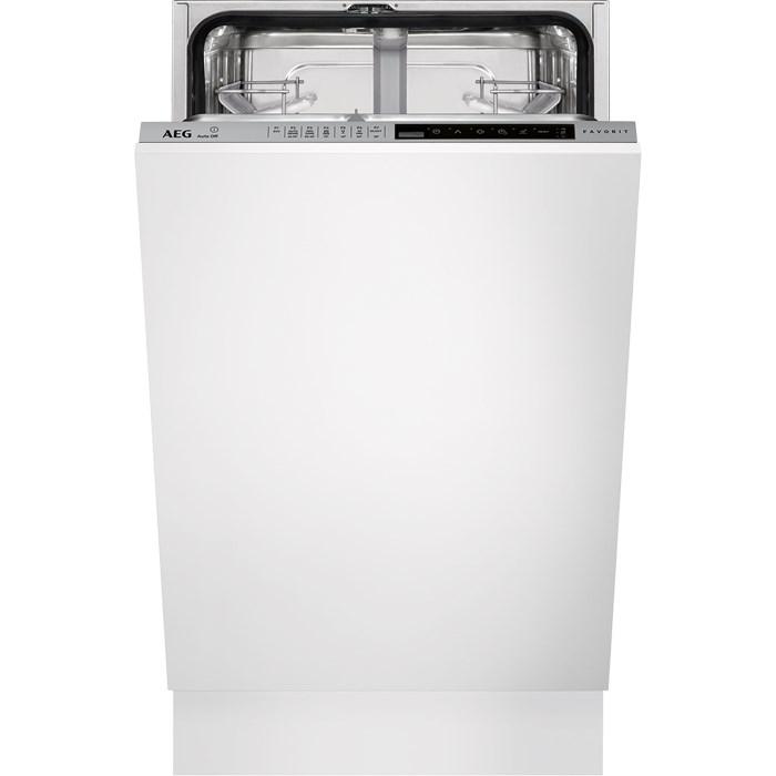 AEG FSE 83400 P teljesen beépíthető mosogatógép (FSE83400P)