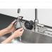 AEG FSK93807P teljesen beépíthető ComfortLift mosogatógép, QuickSelect kezelőpanel, AirDry, 13 teríték, TFT érintőkijelző (FSK93807P)