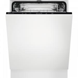 Electrolux EEA 27200 L teljesen beépíthető mosogatógép 13 teríték, Quickselect kezelőpanel, AirDry, 6 program, A++ AJÁNDÉKKAL (EEA27200L)