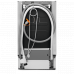 Electrolux EEA 12100 L teljesen beépíthető keskeny mosogatógép, 9 teríték, inverter motor, 5 program, A+ (EEA12100L)
