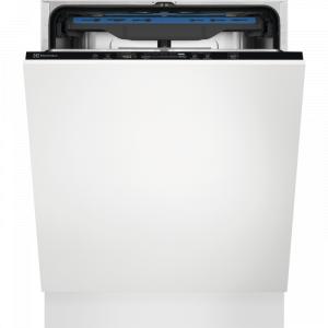 Electrolux EEM 48300 L teljesen beépíthető mosogatógép 14 teríték, Quickselect kezelőpanel, MaxiFlex fiók, AirDry, 8 program, A+++ AJÁNDÉKKAL (EEM48300L)