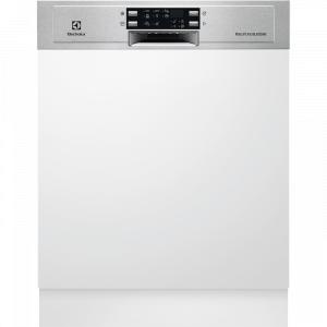 Electrolux ESI 8550 ROX kezelőpaneles beépíthető mosogatógép, 13 teríték, AirDry, 6 program, A+++ AJÁNDÉKKAL (ESI8550ROX)
