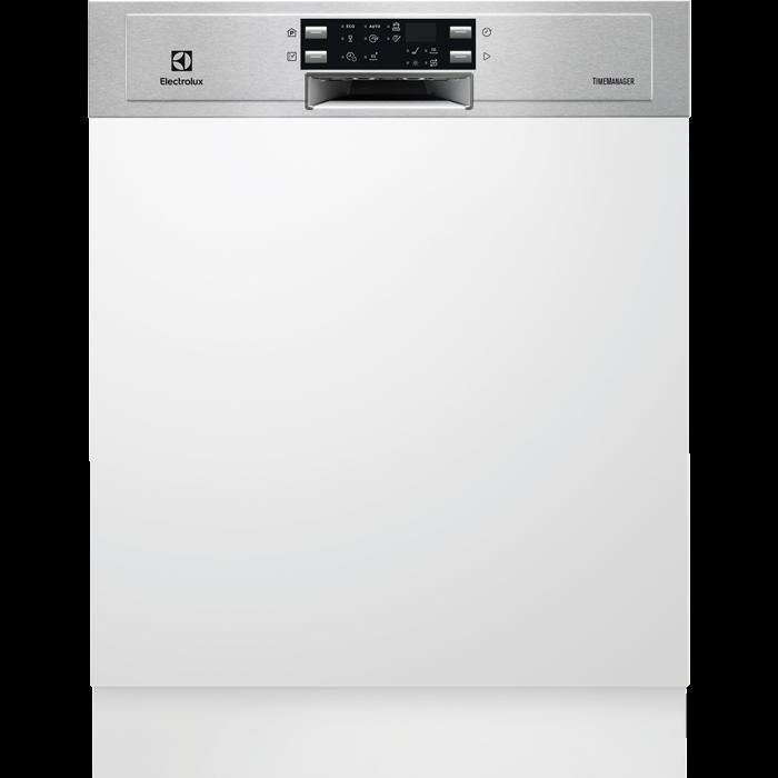 Electrolux ESI 9500 LOX részlegesen beépíthető mosogatógép MaxiFlex fiók, AirDry, 14 teríték AJÁNDÉKKAL (ESI9500LOX)