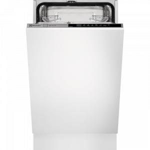 Electrolux ESL 4510 LO teljesen beépíthető mosogatógép, 9 teríték, AirDry, 5 program, A+ AJÁNDÉKKAL (ESL4510LO)