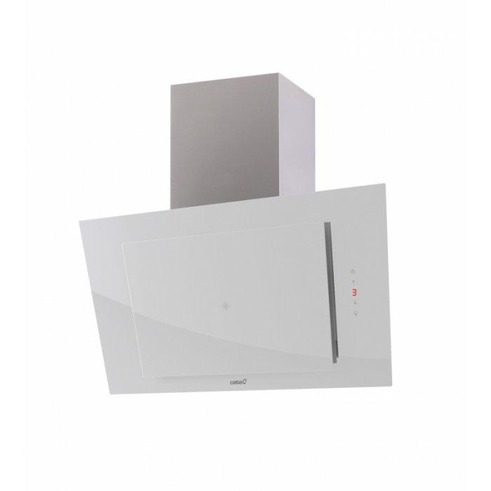 Cata Thalassa 900 XGWH/E fehér döntött üveges fali páraelszívó