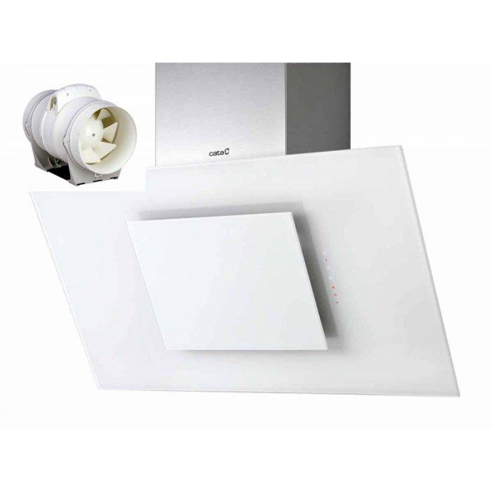 Cata Thalassa 900 Silent Split In Line fehér fali páraelszívó