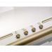 Electrolux EFC 226 V fehér kürtős páraelszívó, 3 fokozat, 60 cm (EFC226V)