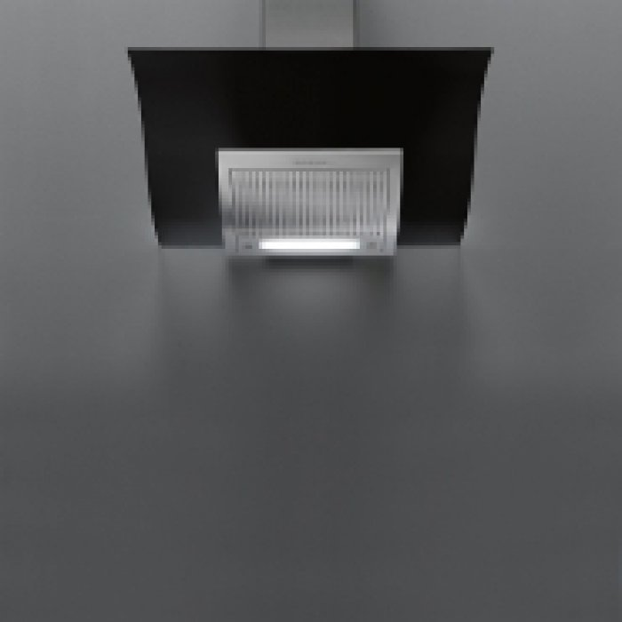 Falmec ADARA páraelszívóhoz fekete üveg