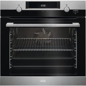 AEG BCK 455350 M beépíthető PlusSteam multifunkciós katalitikus sütő (BCK455350M)