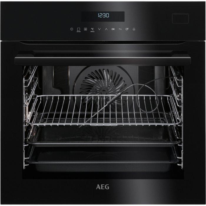 AEG BSE 782320 B beépíthető gőzsütő + ajándék szakácskönyv (BSE782320B)