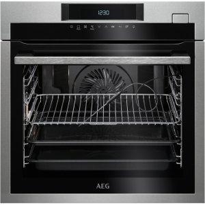 AEG BSE 782320 M beépíthető gőzsütő maghőmérővel + ajándék szakácskönyv (BSE782320M)