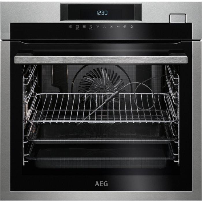 AEG BSE 782320 M beépíthető gőzsütő + ajándék szakácskönyv (BSE782320M)