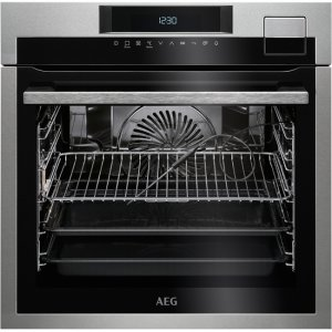 AEG BSE 792320 M beépíthető sous-vide gőzsütő maghőmérővel + ajándék szakácskönyv (BSE792320M)