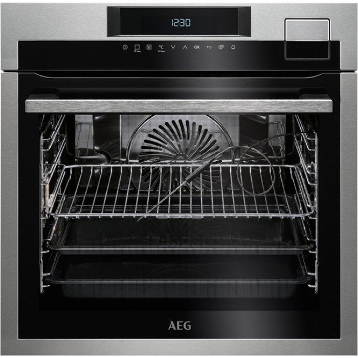 AEG BSE 792320 M beépíthető sous-vide gőzsütő + ajándék szakácskönyv (BSE792320M)