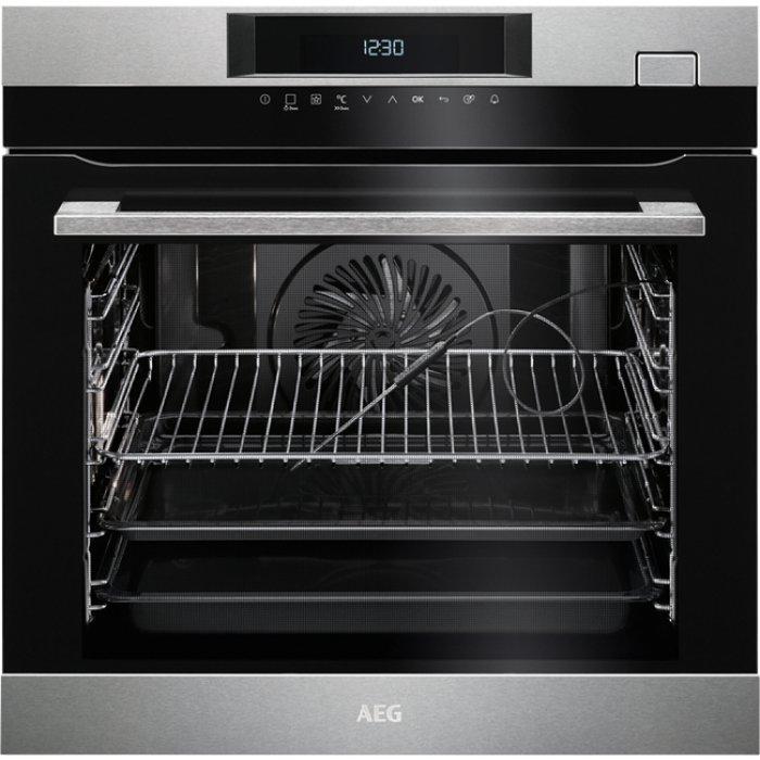 AEG BSK 782320 M beépíthető gőzsütő + ajándék szakácskönyv (BSK782320M)