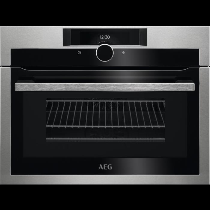 AEG KME 861000 M beépíthető kompakt mikro és sütő egyben (KME861000M)