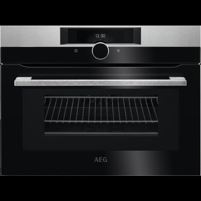 AEG KMK 861000 M beépíthető kompakt mikro és sütő egyben (KMK861000M)