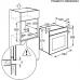 Electrolux EZB 3430 AOK fekete beépíthető elektromos sütő (EZB3430AOK)