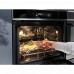 Electrolux KOAAS 31 CX SteamPro beépíthető gőzsütő, Sous Vide, kamera, WIFI, TFT érintőkijelző, Assisted Cooking, maghőmérő AJÁNDÉKKAL* (KOAAS31CX)