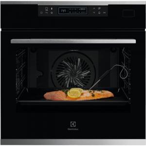 Electrolux KOBBS 31 X SteamBoost beépíthető gőzsütő, LCD kijelző, Assisted Cooking, maghőmérő, XXL AJÁNDÉKKAL* (KOBBS31X)