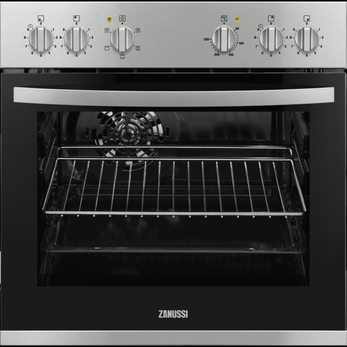 Zanussi ZZU 20309 XU beépíthető multifunkciós sütő (ZZU20309XU)